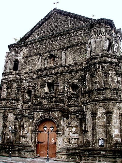 フィリピンのバロック様式教会群の画像21