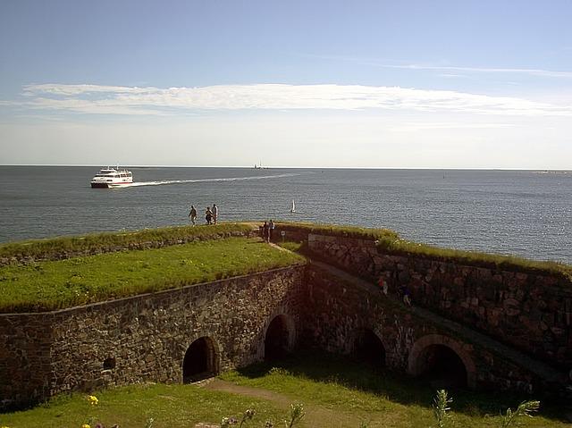 スオメンリンナの要塞群の画像2