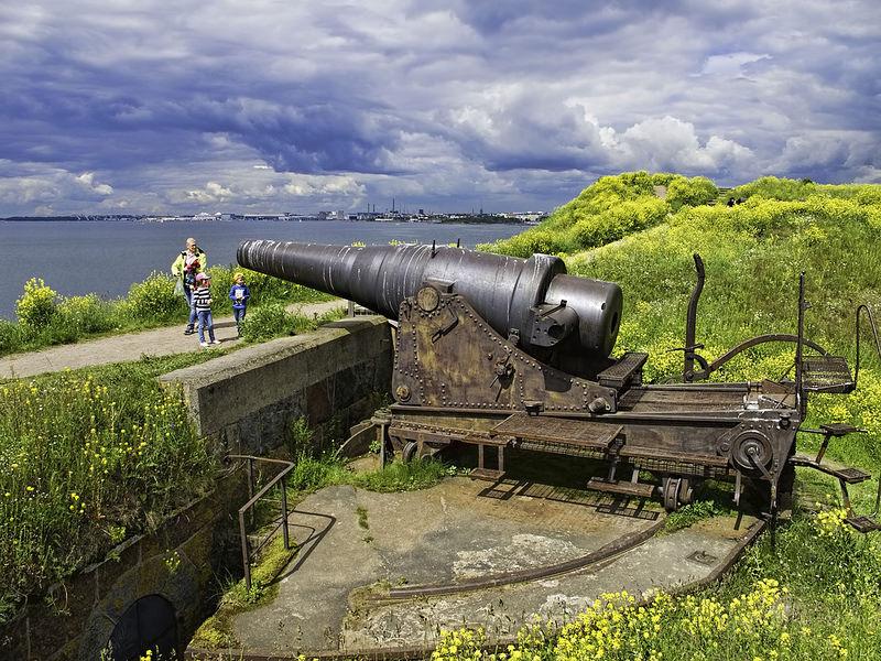スオメンリンナの要塞群の画像5