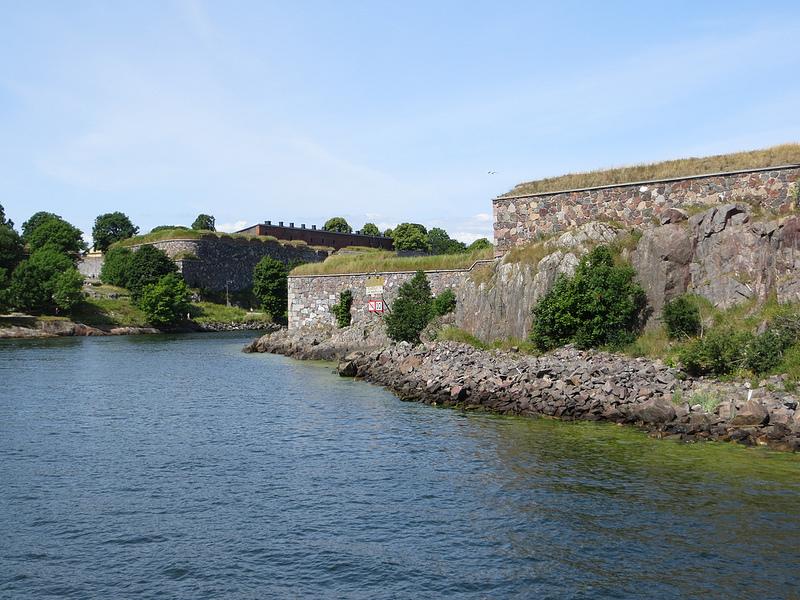 スオメンリンナの要塞群の画像16
