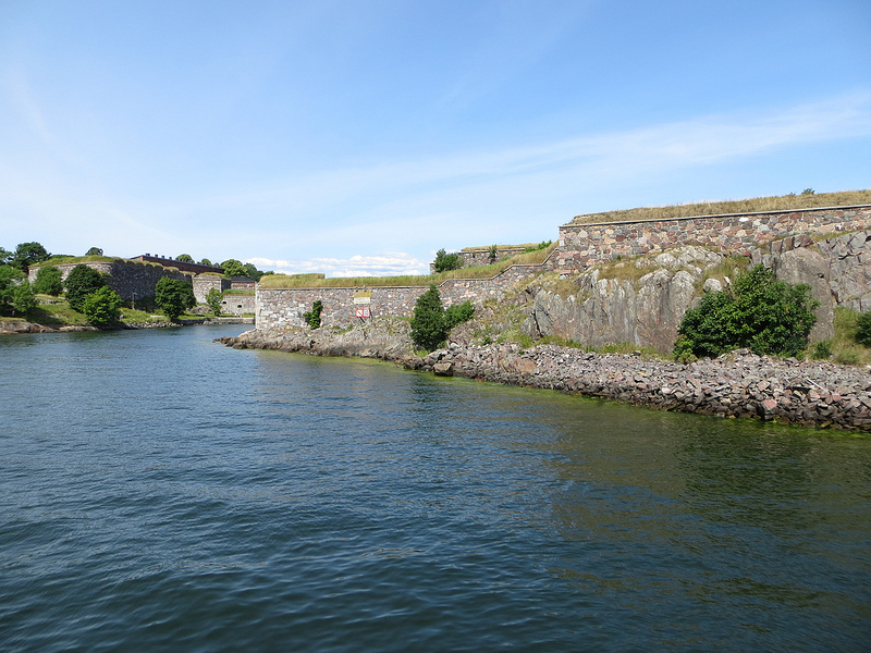 スオメンリンナの要塞群の画像17