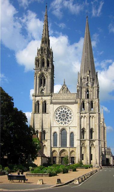 シャルトルの大聖堂の画像2