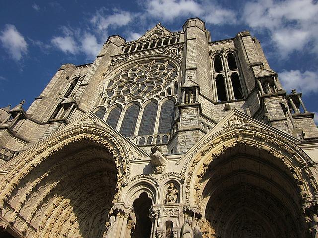 シャルトルの大聖堂の画像1