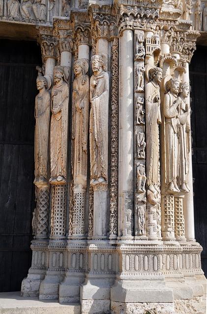 シャルトルの大聖堂の画像19
