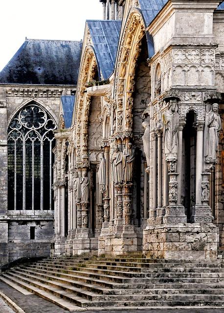 シャルトルの大聖堂の画像11
