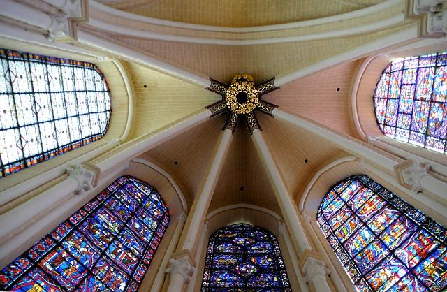 シャルトルの大聖堂の画像13