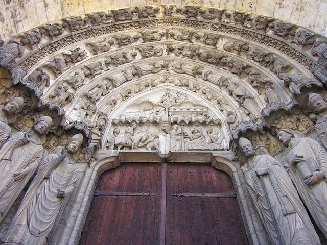 シャルトルの大聖堂の画像16