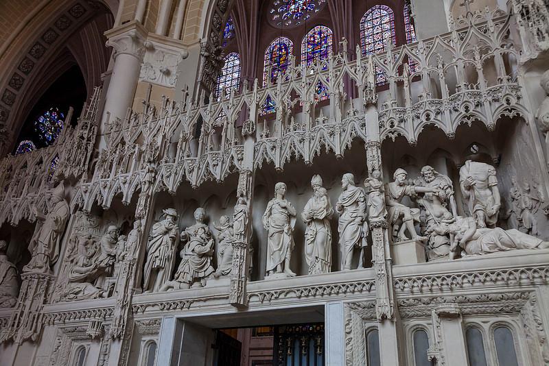 シャルトルの大聖堂の画像23