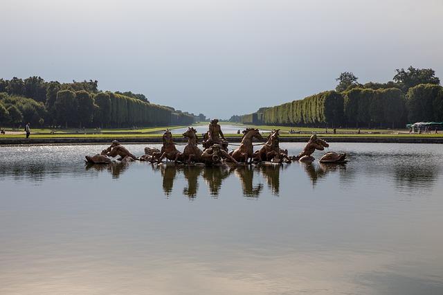 ヴェルサイユ宮殿と庭園の画像5