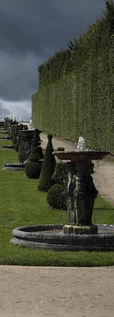 ヴェルサイユ宮殿と庭園の画像6