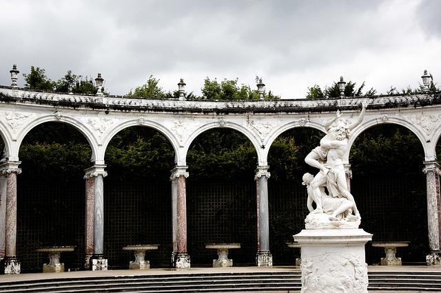 ヴェルサイユ宮殿と庭園の画像7