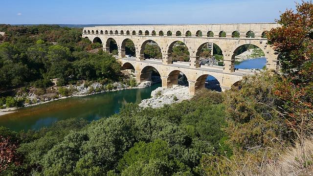 ポン・デュ・ガール(ローマの水道橋)の画像2
