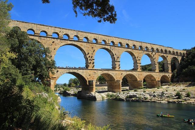 ポン・デュ・ガール(ローマの水道橋)の画像3