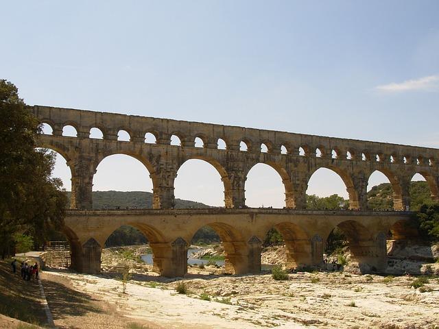 ポン・デュ・ガール(ローマの水道橋)の画像4