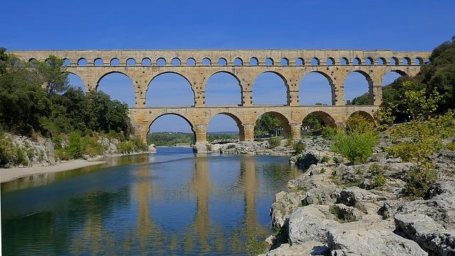 ポン・デュ・ガール(ローマの水道橋)の画像5