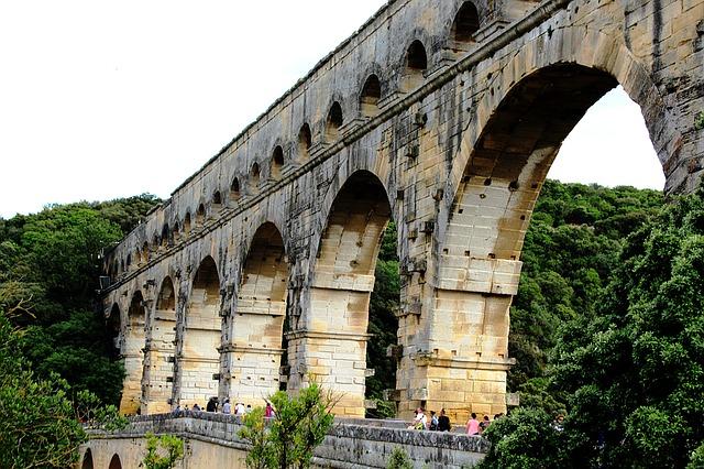 ポン・デュ・ガール(ローマの水道橋)の画像6