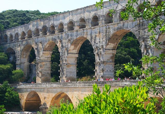 ポン・デュ・ガール(ローマの水道橋)の画像7