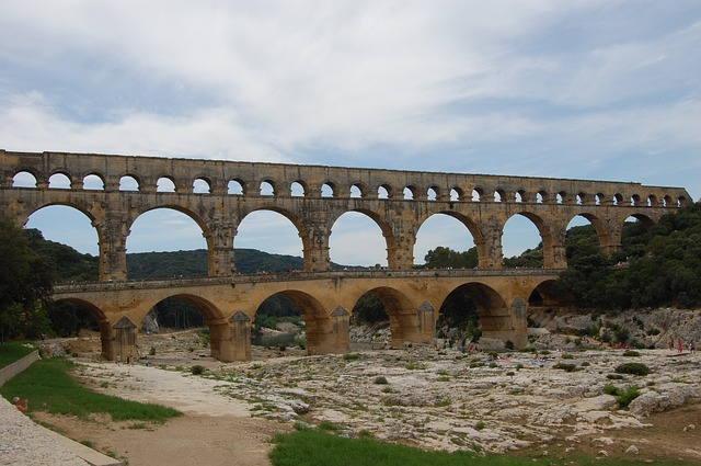 ポン・デュ・ガール(ローマの水道橋)の画像8