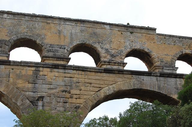 ポン・デュ・ガール(ローマの水道橋)の画像9