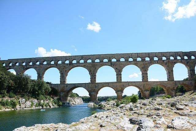 ポン・デュ・ガール(ローマの水道橋)の画像10