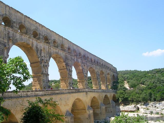 ポン・デュ・ガール(ローマの水道橋)の画像11