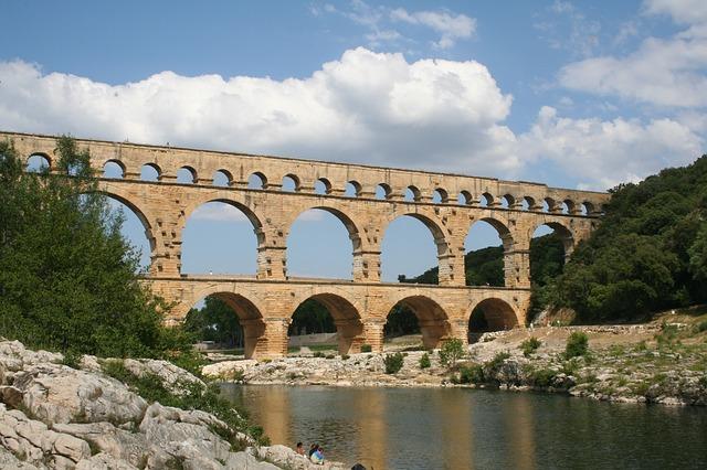 ポン・デュ・ガール(ローマの水道橋)の画像12