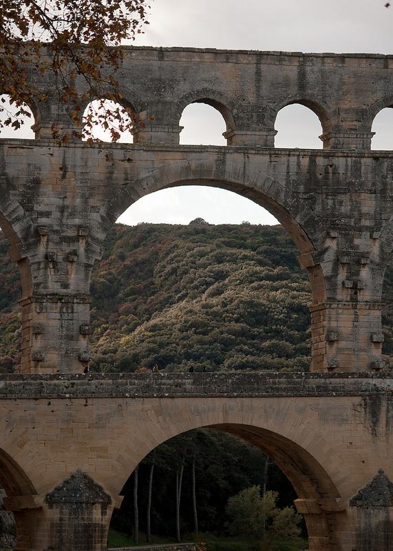 ポン・デュ・ガール(ローマの水道橋)の画像14