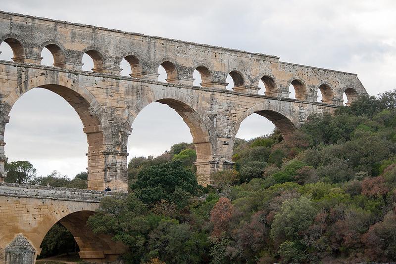 ポン・デュ・ガール(ローマの水道橋)の画像15