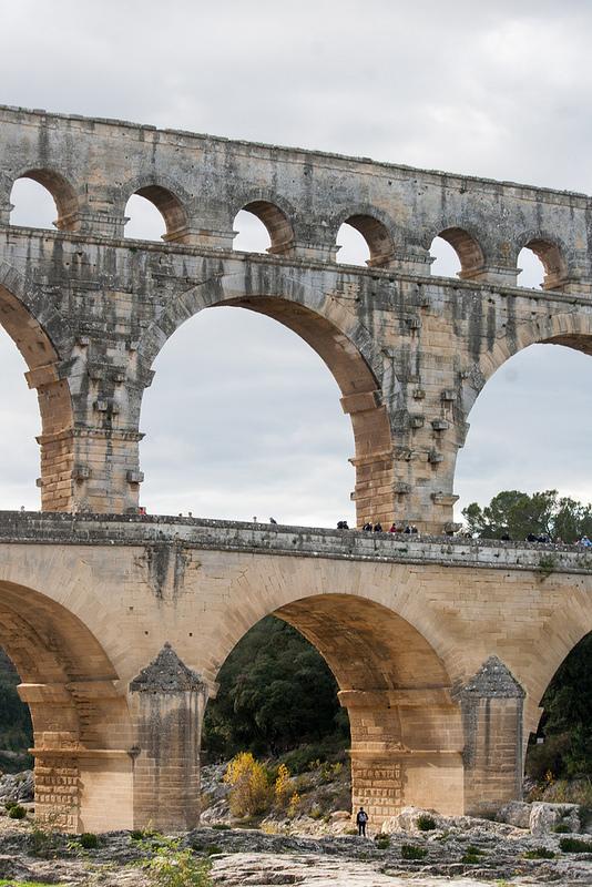 ポン・デュ・ガール(ローマの水道橋)の画像16