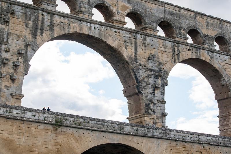 ポン・デュ・ガール(ローマの水道橋)の画像17