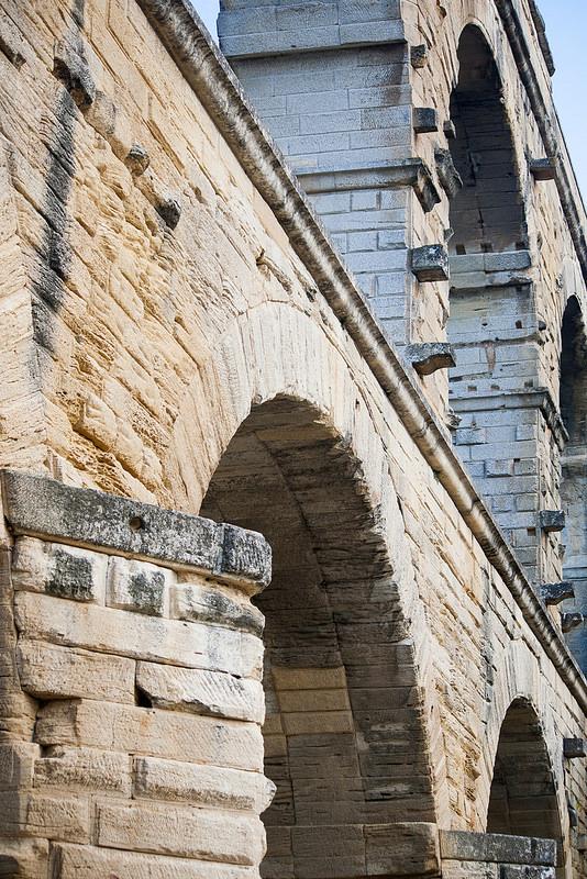 ポン・デュ・ガール(ローマの水道橋)の画像19
