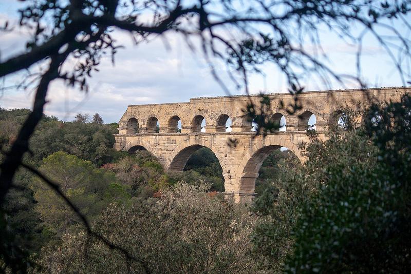 ポン・デュ・ガール(ローマの水道橋)の画像20