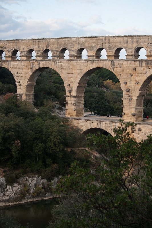 ポン・デュ・ガール(ローマの水道橋)の画像21