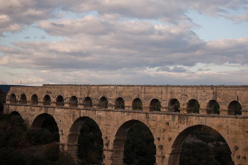 ポン・デュ・ガール(ローマの水道橋)の画像22