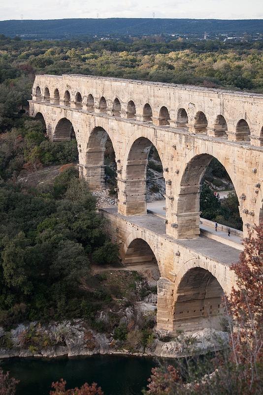 ポン・デュ・ガール(ローマの水道橋)の画像23