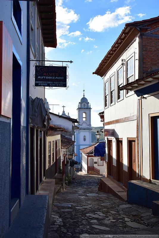 ディアマンティーナ歴史地区の画像3