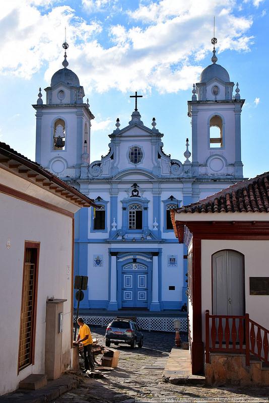 ディアマンティーナ歴史地区の画像1