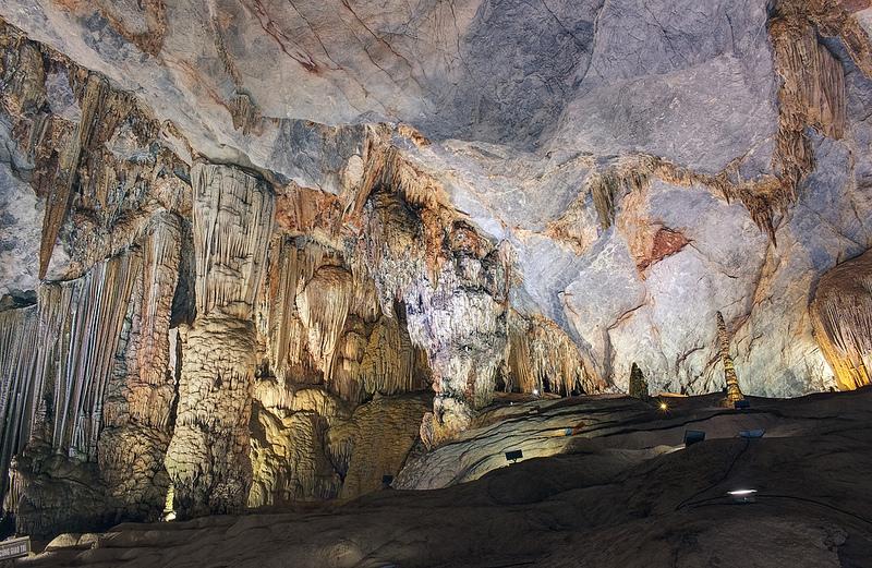 フォン・ニャ-ケ・バン国立公園の画像1