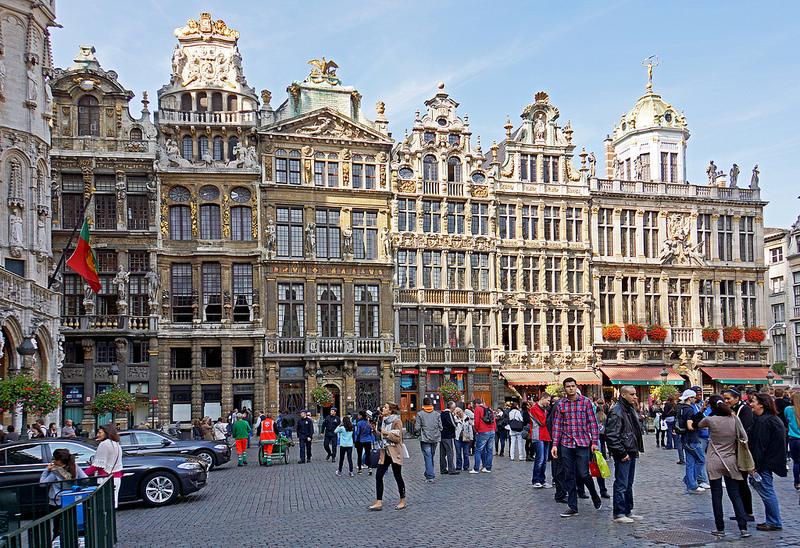 ブリュッセルのグラン・プラスの画像4