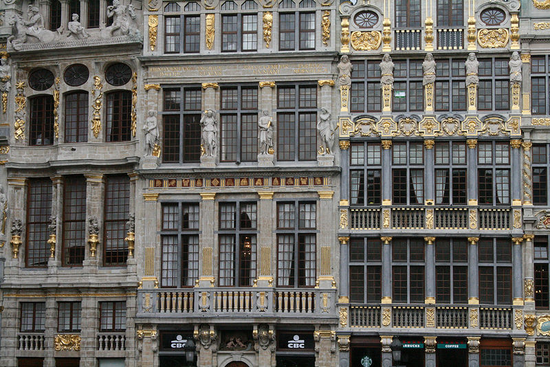 ブリュッセルのグラン・プラスの画像5