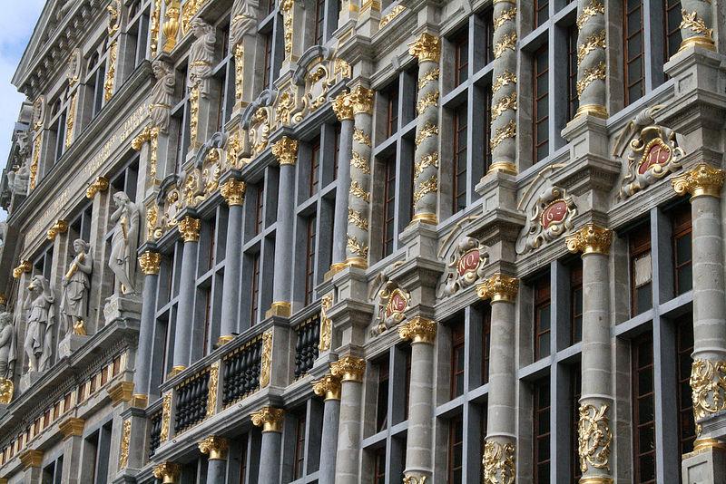 ブリュッセルのグラン・プラスの画像6