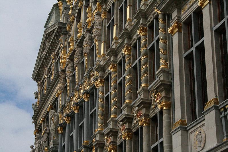 ブリュッセルのグラン・プラスの画像7