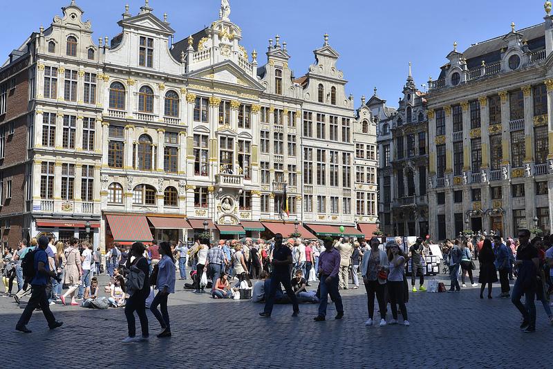 ブリュッセルのグラン・プラスの画像9