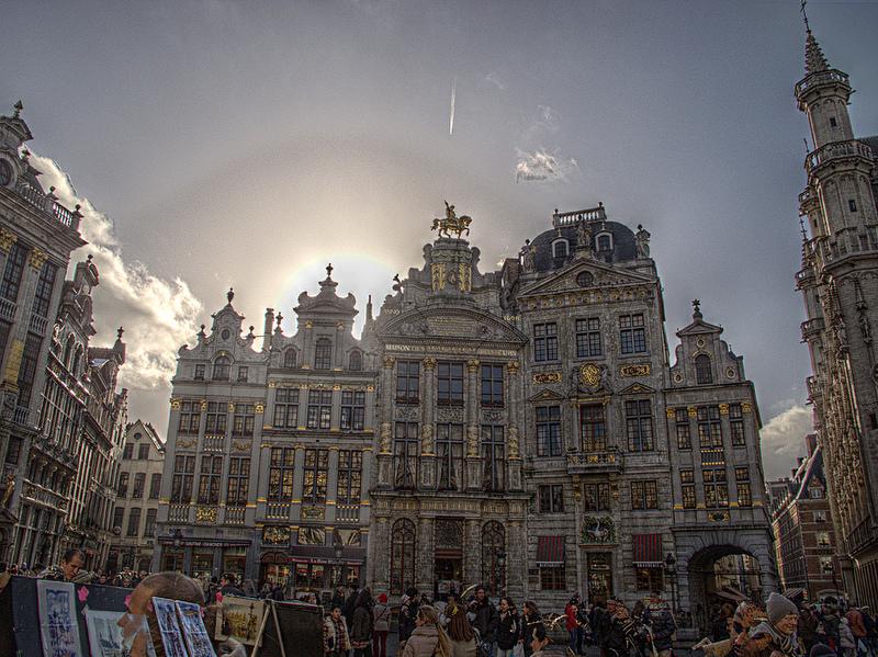 ブリュッセルのグラン・プラスの画像10