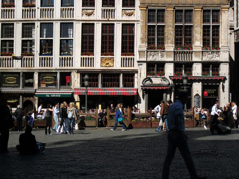 ブリュッセルのグラン・プラスの画像11