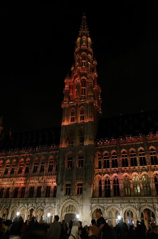 ブリュッセルのグラン・プラスの画像13