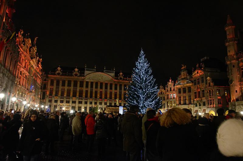 ブリュッセルのグラン・プラスの画像14