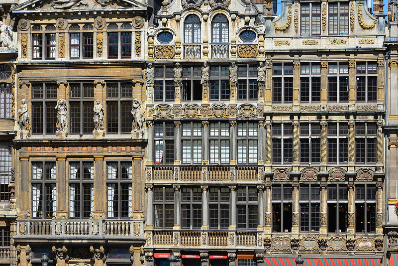 ブリュッセルのグラン・プラスの画像17