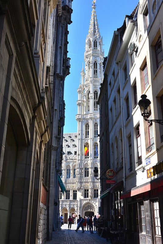 ブリュッセルのグラン・プラスの画像18