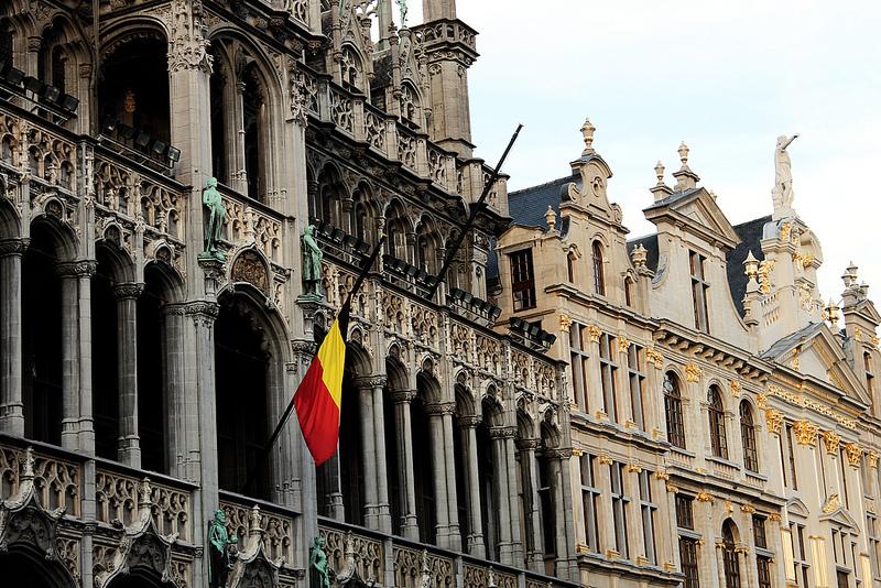 ブリュッセルのグラン・プラスの画像20